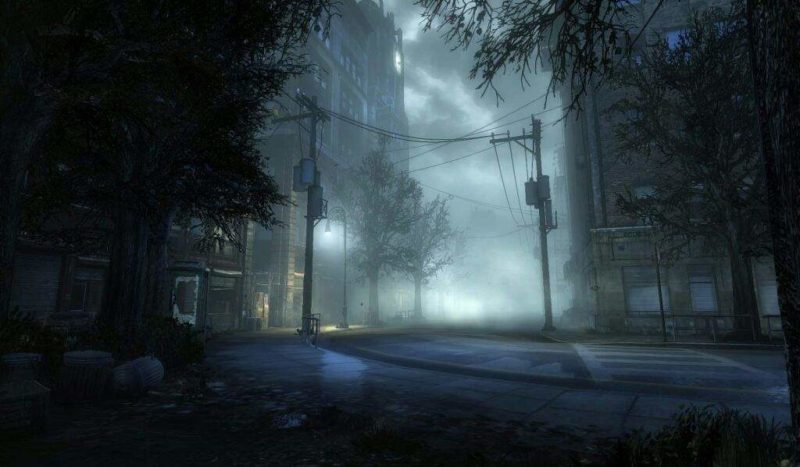 Los finales del primer Silent Hill
