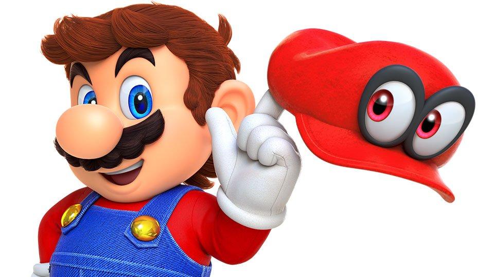 Avance de Super Mario Odyssey