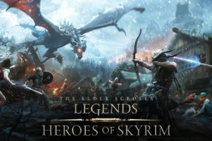 TES: Legends - Heroes of Skyrim