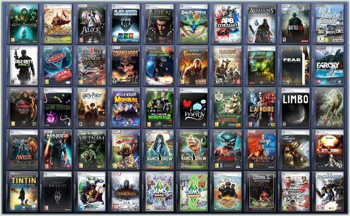 Videojuegos para PC Gaming