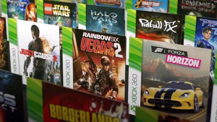 Xbox One X - Retrocompatiblidad