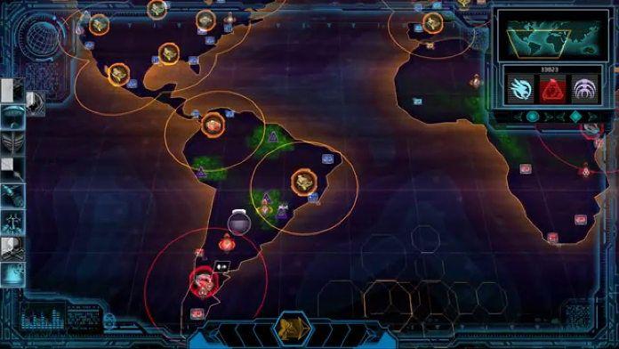 La ira de Kane: Conquista global
