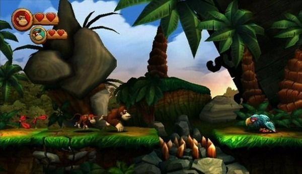 Donkey Kong Returs
