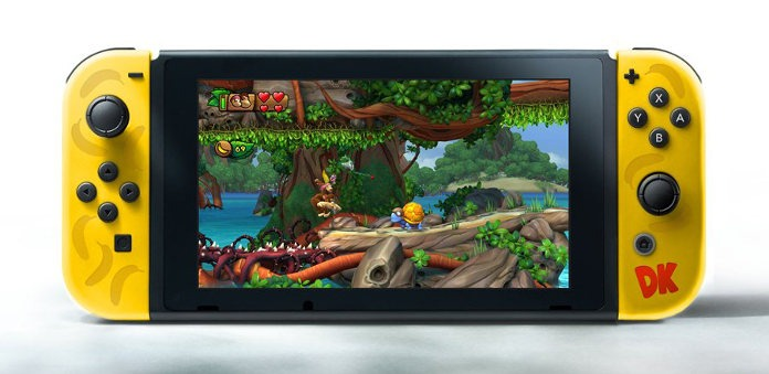 Donkey Kong Switch