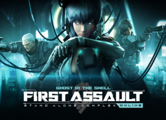 Ghost in the Shell: First Assault