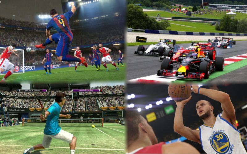 Videojuegos de deporte