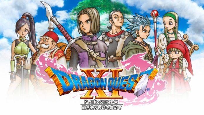 Dragon Quest XI llegará a Europa en 2018