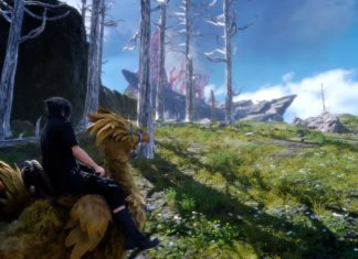 Final Fantasy XV llega a PC