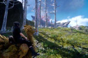 Final Fantasy XV llega a PC