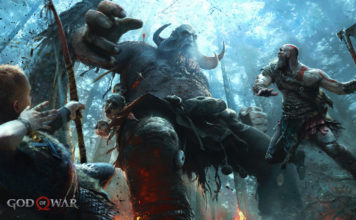 God of War llega a PS4 con Kratos