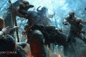 God of War llega a PS4 con Kratos