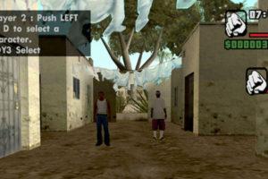 Jugar a dobles en GTA: San Andreas
