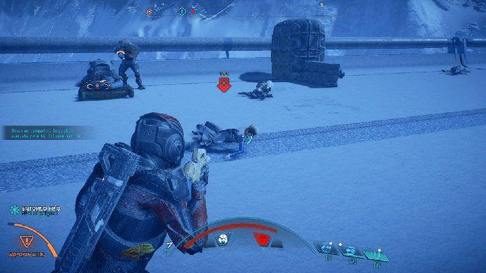 Mass Effect fracasa con Andromeda