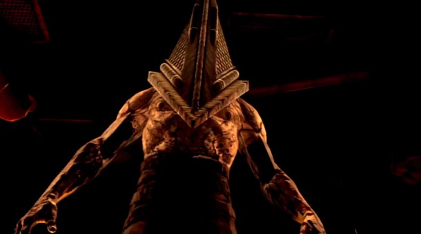 Pyramid Head de Silent Hill 2