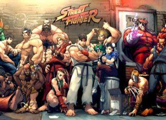 La Saga de Street Fighter