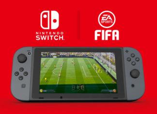 FIFA 18 para Switch