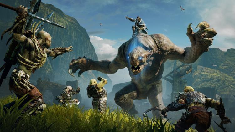 Sombras de guerra luce mejor en Xbox One X y PC