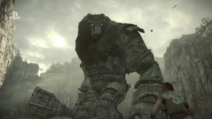 Shadow of the colossus de 2018