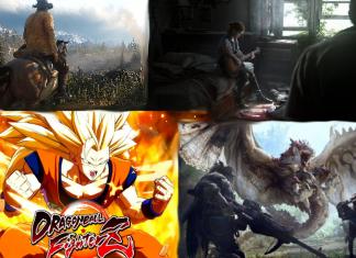 Los videojuegos más esperados de 2018