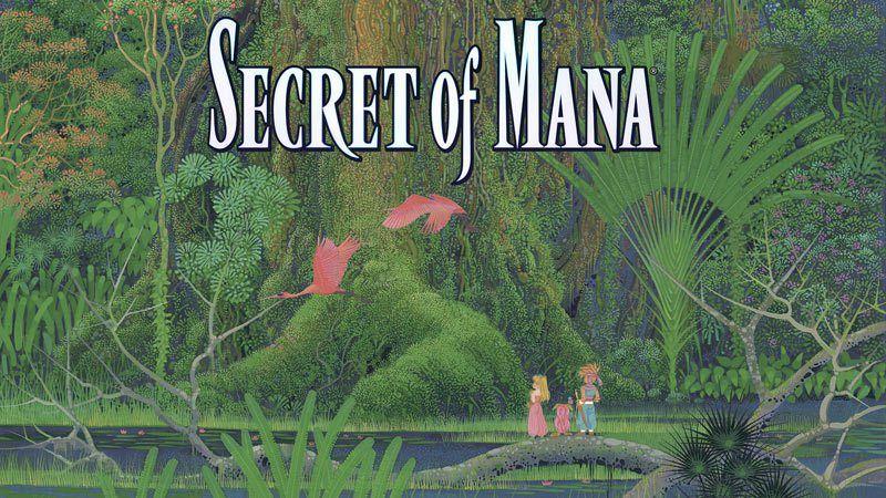 Secret of Mana 3D
