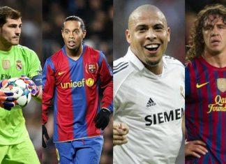PES 2019 con equipos clásicos