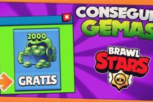 Gemas gratis para Brawl Stars