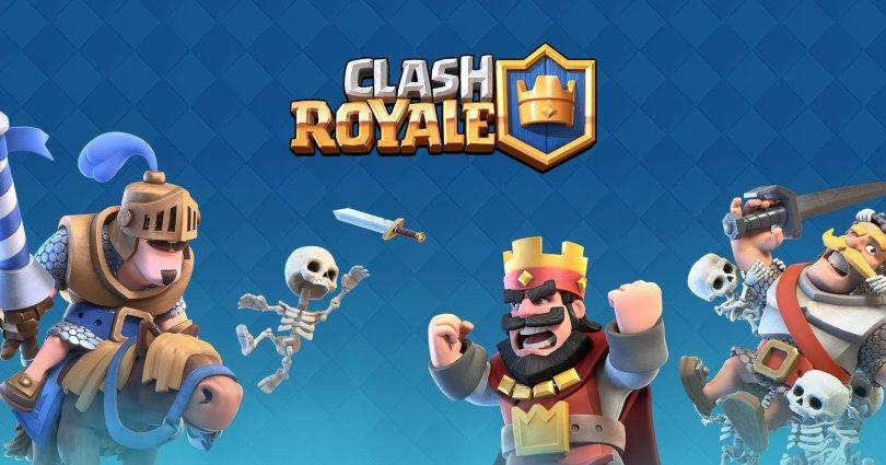 Cómo se juega al Clash Royale