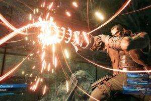 Barret de Final Fantasy VII
