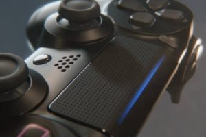 El mando de PS5