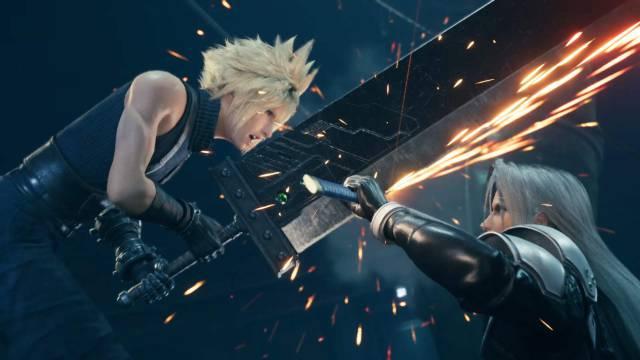El polémico final de Final Fantasy VII Remake