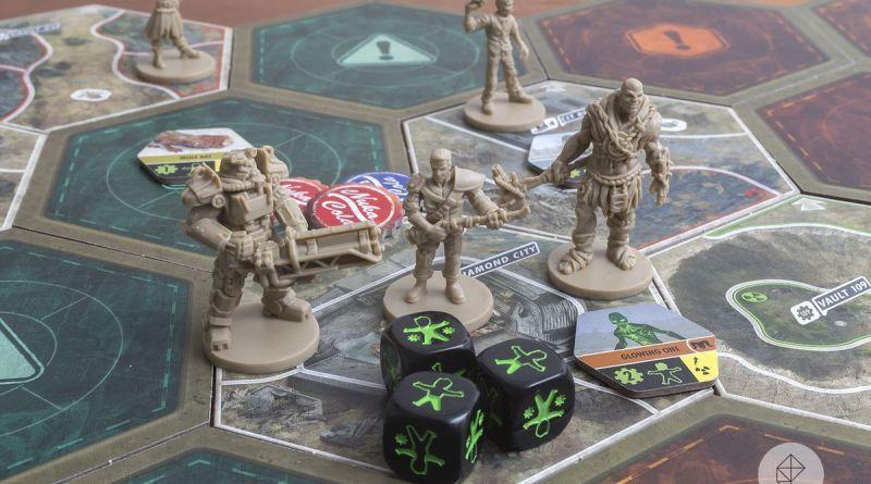 Fallout juego de mesa