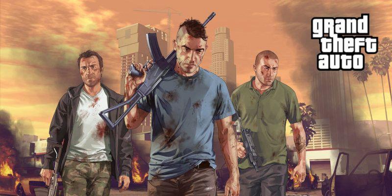 La saga de Grand Theft Auto