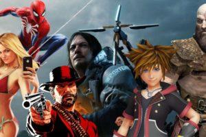 Los mejores videojuegos de PlayStation 4