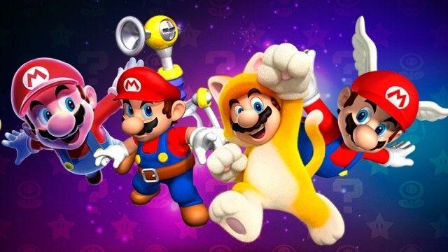Los mejores videojuegos de Mario