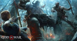 La saga de God Of War