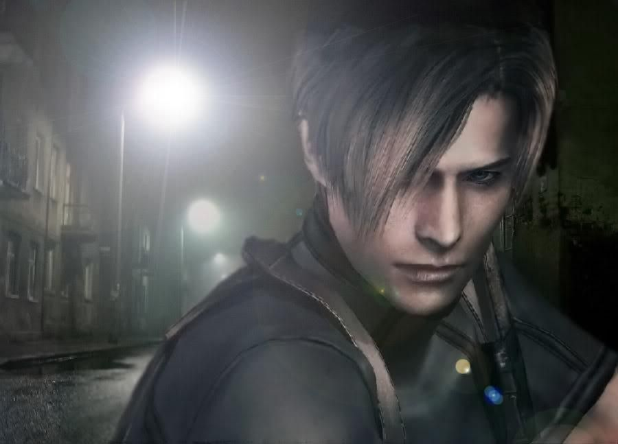 Leon Scott Kennedy de Resident Evil