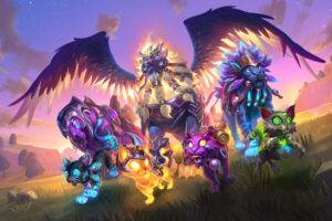 Conseguir monturas en World of Warcraft