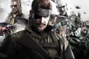 Big Boss de Metal Gear