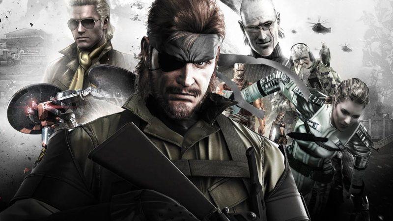 Big Boss de Metal Gear