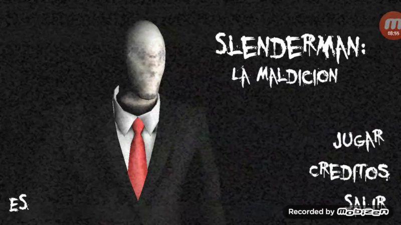 Slenderman: La Maldición