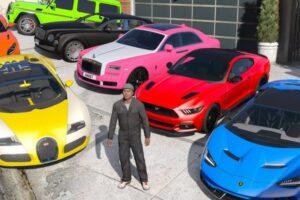 Cómo vender coches en GTA V