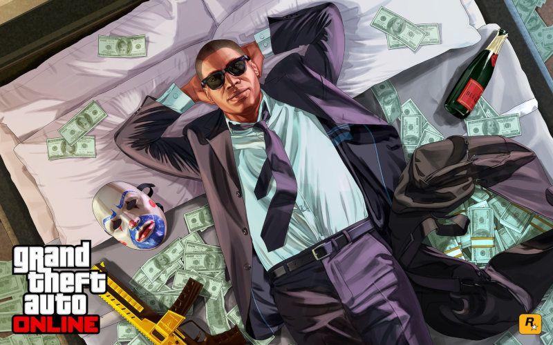 Cómo ganar dinero en GTA V