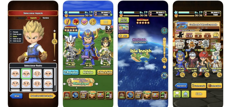 Dragon Quest Mobile
