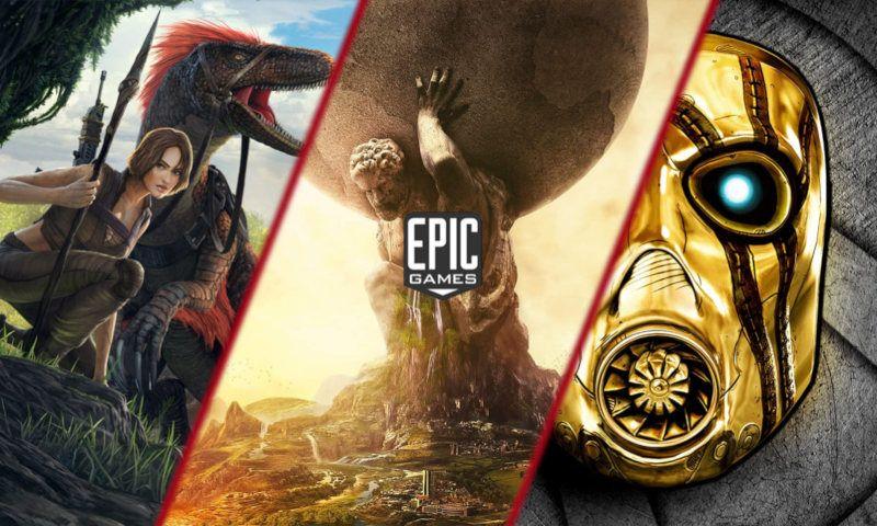 Epic games regala videojuegos
