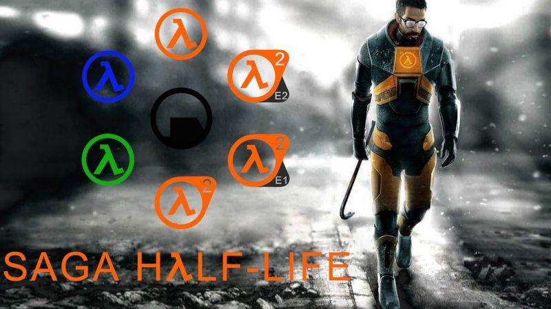 La saga Half Life