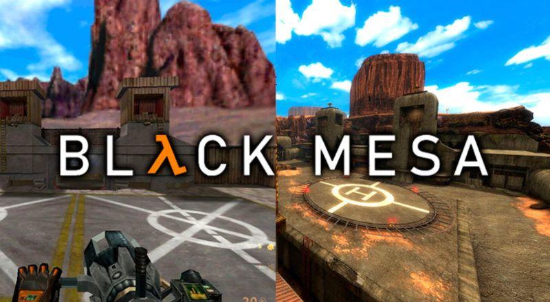 HL Black Mesa