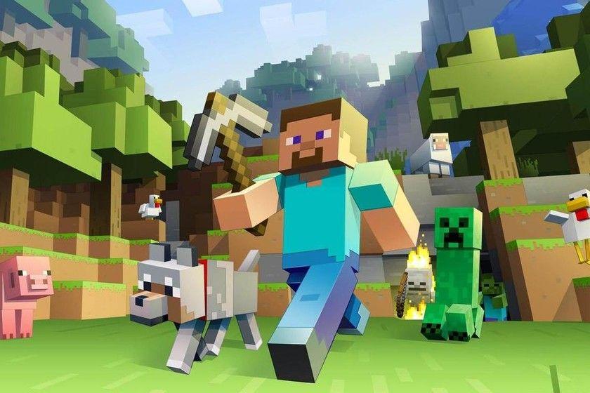 El Minecraft original