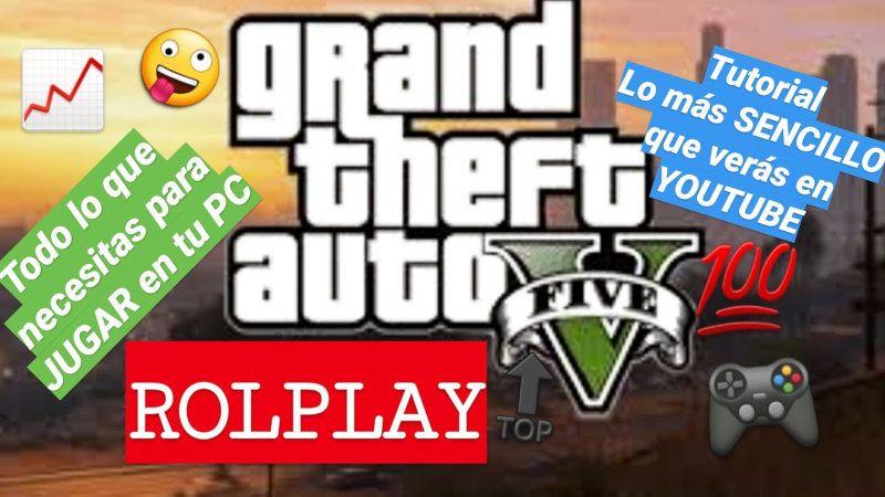 Cómo jugar roleplay en GTA V