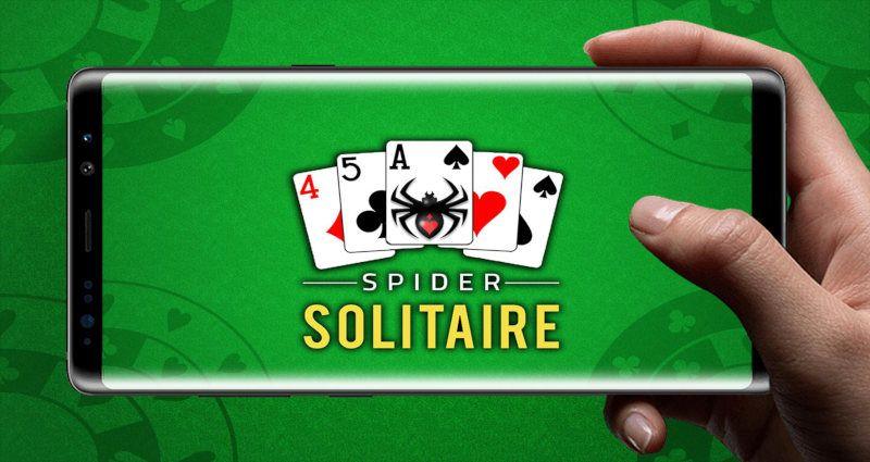 """Solitario """"Spider"""" 2020"""