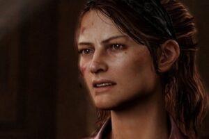 Tess de The Last of Us